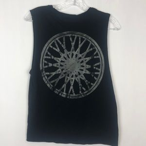 SOULCYCLE WEST MUSCLE TANK